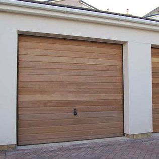 Bon Automated Garage Doors Durham Wooden Garage Door